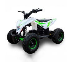 Детский электроквадроцикл MOTAX GEKKON 1300W White