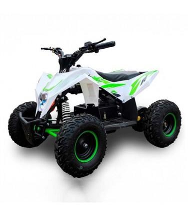 Детский электроквадроцикл MOTAX GEKKON 1300W White | Купить, цена, отзывы