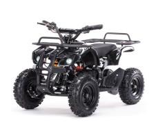 Детский электроквадроцикл MOTAX Mini Grizlik Х-16 800W Black