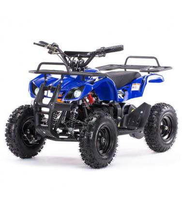 Детский электроквадроцикл MOTAX Mini Grizlik Х-16 1000W Blue | Купить, цена, отзывы
