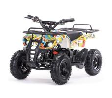 Детский электроквадроцикл MOTAX Mini Grizlik Х-16 800W Bomber