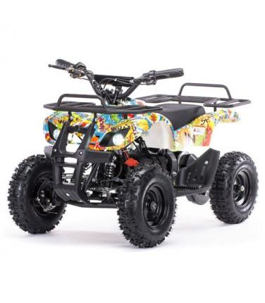 Детский электроквадроцикл MOTAX Mini Grizlik Х-16 800W Bomber | Купить, цена, отзывы