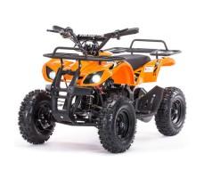 Детский электроквадроцикл MOTAX Mini Grizlik Х-16 1000W Orange