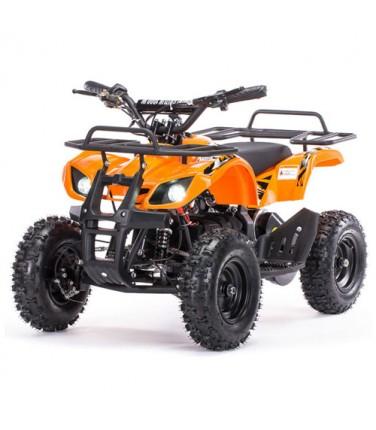 Детский электроквадроцикл MOTAX Mini Grizlik Х-16 800W Orange | Купить, цена, отзывы