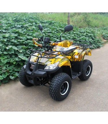 Электроквадроцикл MYTOY 1000В Yellow | Купить, цена, отзывы