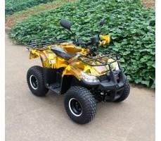 Фото электроквадроцикла MYTOY 1000B Yellow вид спереди справа