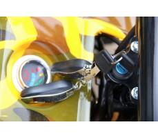 Фото замка зажигания электроквадроцикла MYTOY 1000B Yellow