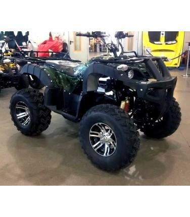 Электроквадроцикл MYTOY 2000D зеленый | Купить, цена, отзывы