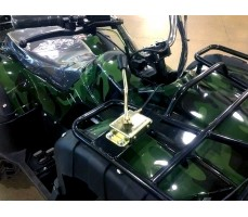 Фото руля электроквадроцикла MYTOY 2000D Green