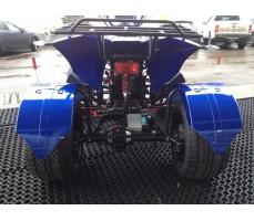 Фото электроквадроцикла MYTOY 2000В Blue вид сзади