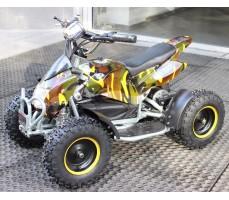 Электроквадроцикл MYTOY 500A Yellow
