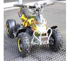 Фото электроквадроцикла MYTOY 500A Yellow вид спереди