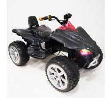 Детский электроквадроцикл RiverToys А001МР Black