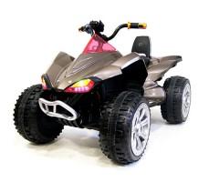 Детский электроквадроцикл RiverToys А001МР Carbon