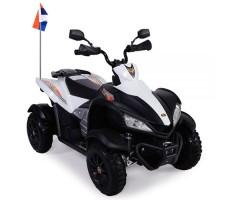 Детский электроквадроцикл P333PP White