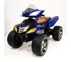Детский электроквадроцикл RiverToys E005KX BLUE