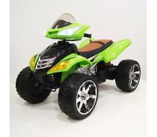 Детский электроквадроцикл RiverToys E005KX GREEN