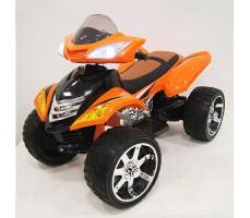 Детский электроквадроцикл RiverToys E005KX ORANGE