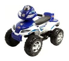 Детский электроквадроцикл JY20A8 Blue