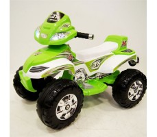 Детский электроквадроцикл JY20A8 Green