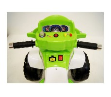 Фото руля детского электроквадроцикла JY20A8 Green