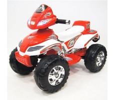 Детский электроквадроцикл JY20A8 Red