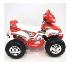 Боковое фото детского электроквадроцикла JY20A8 Red