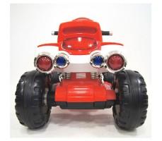 Заднее фото детского электроквадроцикла JY20A8 Red