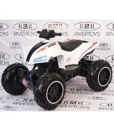 Детский электроквадроцикл T777TT White | Купить, цена, отзывы