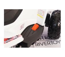 Фото ножки детского электроквадроцикла T777TT White