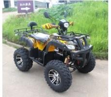 Электроквадроцикл SHERHAN 2000 Yellow Khaki