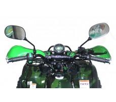 Фото руля электроквадроцикла SHERHAN 800 Green