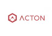 Логотип Acton