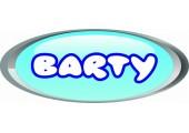 Логотип Barty