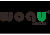 Логотип WOQU