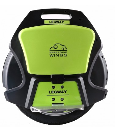 Моноколесо Legway Zero зелёный | Купить, цена, отзывы