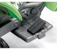 Фото педали тормоза квадроцикла Peg-Perego Corral Bearcat Green