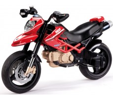 Электромотоцикл Peg-Perego Ducati Hypermotard Red