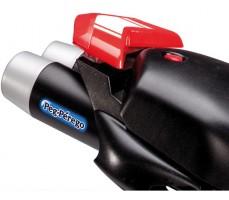 Фото выхлопных труб электромотоцикла Peg-Perego Ducati Hypermotard Red