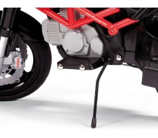 Фото стопора электромотоцикла Peg-Perego Ducati Hypermotard Red