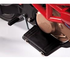 Фото педали тормоза электромотоцикла Peg-Perego Ducati Hypermotard Red