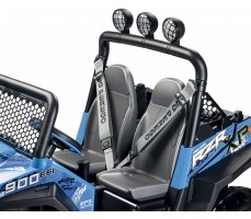 Фото сидений электромобиля Peg-Perego Polaris Ranger RZR 900 Blue