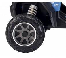 Фото переднего колеса электромобиля Peg-Perego Polaris Ranger RZR 900 Blue
