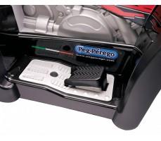 Фото педали газа электроквадроцикла Peg-Perego Polaris Sportsman 400 Nero