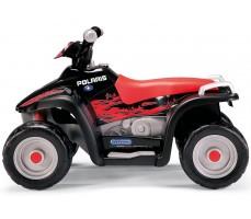 Фото электроквадроцикла Peg-Perego Polaris Sportsman 400 Nero вид сбоку