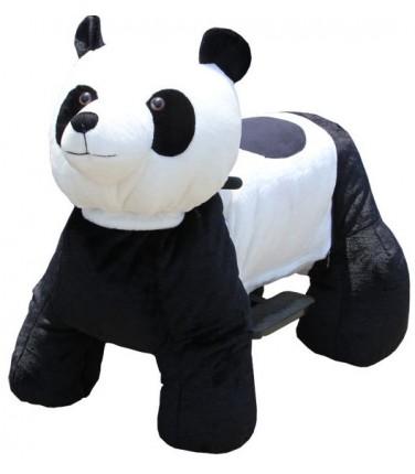Зоомобиль с монетоприемником Joy Automatic Panda | Купить, цена, отзывы