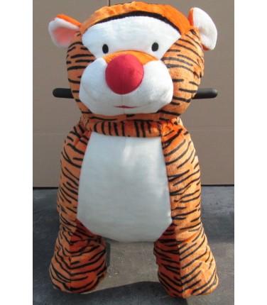Зоомобиль с монетоприемником Joy Automatic Тигр с монетоприемником | Купить, цена, отзывы