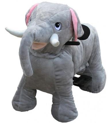 Зоомобиль с монетоприемником Joy Automatic Слон | Купить, цена, отзывы