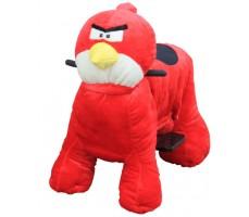 Зоомобиль Joy Automatic Angry Birds с монетоприемником