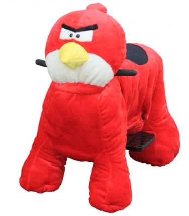 Зоомобиль с монетоприемником Joy Automatic Angry Birds | Купить, цена, отзывы